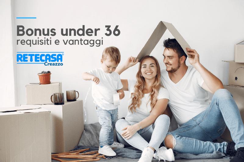 Bonus under 36